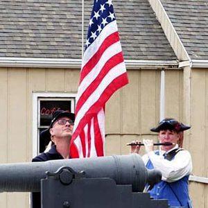 Steve flag raising 4 newspaper-2